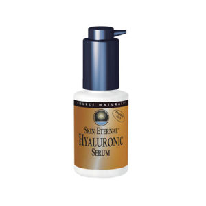 Source Naturals Hyaluronic Serum, hyaluronic acid, anti-aging serum, what helps skin elasticity, skin help, rejuvenate skin