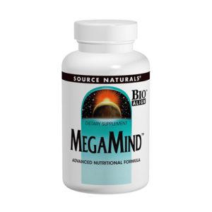 source naturals megamind, megamind source naturals, brain health, brain nutrition, neuroceutical, what is a neuroceutical